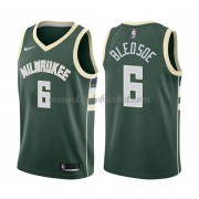 Maillot Basket Enfant Milwaukee Bucks 2018 Eric Bledsoe 6# Icon Edition..