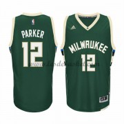 Maillot NBA Milwaukee Bucks 2015-16 Jabari Parker 12# Road..