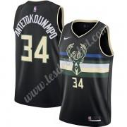 T-Shirt RLYJZ Bucks 34# Antetokounmpo Basketball Maillots Short Ensemble Deux Pi/èCes Hommes sans Manches Manche Courte Sweat-Shirt Jersey
