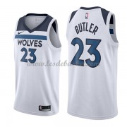 Maillot Basket Enfant Minnesota Timberwolves 2018 Jimmy Butler 23# Association Edition..
