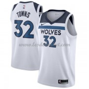 Maillot Basket Enfant Minnesota Timberwolves 2018 Karl Anthony Towns 32# Association Edition..