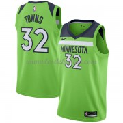 Maillot Basket Enfant Minnesota Timberwolves 2018 Karl Anthony Towns 32# Statement Edition..