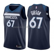 Maillot Basket Enfant Minnesota Timberwolves 2018 Taj Gibson 67# Icon Edition..