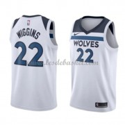 Maillot NBA Minnesota Timberwolves 2018 Andrew Wiggins 22# Association Edition..