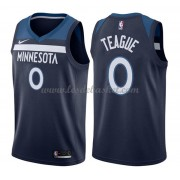 Maillot NBA Minnesota Timberwolves 2018 Jeff Teague 0# Icon Edition..