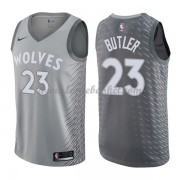 Maillot NBA Minnesota Timberwolves 2018 Jimmy Butler 23# City Edition..