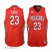 Maillot Basket Enfant New Orleans Pelicans 2015-16 Anthony Davis 23# Alternate..