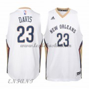 Maillot Basket Enfant New Orleans Pelicans 2015-16 Anthony Davis 23# Home..