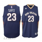 Maillot Basket Enfant New Orleans Pelicans 2015-16 Anthony Davis 23# Road..