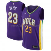 Maillot Basket Enfant New Orleans Pelicans 2018 Anthony Davis 23# City Edition..
