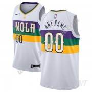 Maillot De Basket Enfant New Orleans Pelicans 2019-20 Blanc City Edition Swingman..