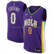 Maillot NBA New Orleans Pelicans 2018 DeMarcus Cousins 0# City Edition..