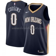 Maillot NBA New Orleans Pelicans 2018 DeMarcus Cousins 0# Icon Edition..