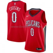 Maillot NBA New Orleans Pelicans 2018 DeMarcus Cousins 0# Statement Edition..