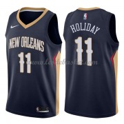 Maillot NBA New Orleans Pelicans 2018 Jrue Holiday 11# Icon Edition..
