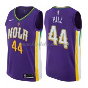 Maillot NBA New Orleans Pelicans 2018 Solomon Hill 44# City Edition..