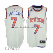 Maillot Basket Enfant New York Knicks 2015-16 Carmelo Anthony 7# Home..