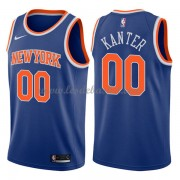 Maillot Basket Enfant New York Knicks 2018 Enes Kanter 0# Icon Edition..