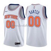 Maillot Basket Enfant New York Knicks 2018 Enes Kanter 0# Statement Edition..