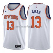 Maillot Basket Enfant New York Knicks 2018 Joakim Noah 13# Association Edition..