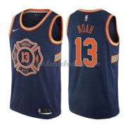 Maillot Basket Enfant New York Knicks 2018 Joakim Noah 13# City Edition..