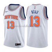 Maillot Basket Enfant New York Knicks 2018 Joakim Noah 13# Statement Edition..