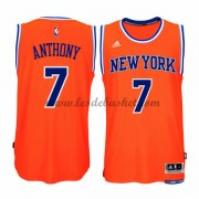 Maillot NBA New York Knicks 2015-16 Carmelo Anthony 7# Alternate..