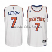 Maillot NBA New York Knicks 2015-16 Carmelo Anthony 7# Home..