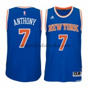Maillot NBA New York Knicks 2015-16 Carmelo Anthony 7# Road..
