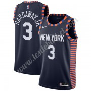 Maillot NBA New York Knicks 2019-20 Tim Hardaway Jr. 3# Bleu Marine City Edition Swingman..