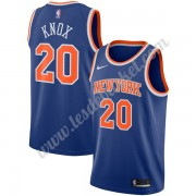 Maillot NBA New York Knicks 2019-20 Kevin Knox 20# Bleu Icon Edition Swingman..