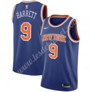 Maillot NBA New York Knicks 2019-20 RJ Barrett 9# Bleu Icon Edition Swingman..