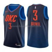 Maillot Basket Enfant Oklahoma City Thunder 2018 Corey Brewer 3# Statement Edition..