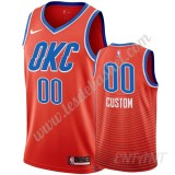 Maillot De Basket Enfant Oklahoma City Thunder 2019-20 Orange Statement Edition Swingman