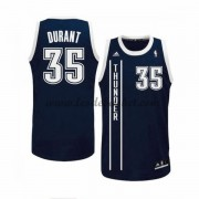 Maillot Basket NBA Oklahoma City Thunder 2015-16 Kevin Durant 35# Bleu Alternate..