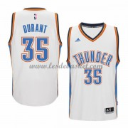 Maillot NBA Oklahoma City Thunder 2015-16 Kevin Durant 35# Home..
