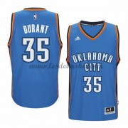 Maillot NBA Oklahoma City Thunder 2015-16 Kevin Durant 35# Road..