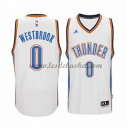 Maillot NBA Oklahoma City Thunder 2015-16 Russell Westbrook 0# Home..