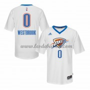 Maillot NBA Oklahoma City Thunder 2015-16 Russell Westbrook 0# Pride..