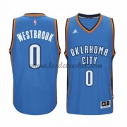 Maillot NBA Oklahoma City Thunder 2015-16 Russell Westbrook 0# Road..