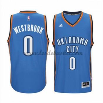 Maillot NBA Oklahoma City Thunder 2015-16 Russell Westbrook 0# Road