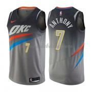 Maillot NBA Oklahoma City Thunder 2018 Carmelo Anthony 7# City Edition..