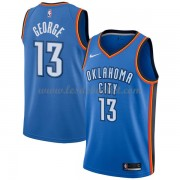 Maillot NBA Oklahoma City Thunder 2018 Paul George 13# Icon Edition..