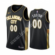 Maillot NBA Oklahoma City Thunder 2019-20 Noir City Edition Swingman