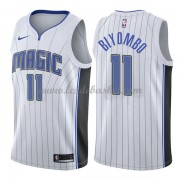 Maillot Basket Enfant Orlando Magic 2018 Bismack Biyombo 11# Association Edition..