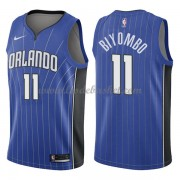 Maillot Basket Enfant Orlando Magic 2018 Bismack Biyombo 11# Icon Edition..