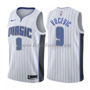 Maillot Basket Enfant Orlando Magic 2018 Nikola Vucevic 9# Association Edition..