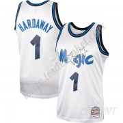 Maillot De Basket Enfant Orlando Magic 1993-94 Penny Hardaway 1# Platinum Hardwood Classics Swingman..