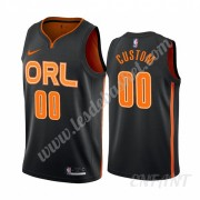 Maillot De Basket Enfant Orlando Magic 2019-20 Noir City Edition Swingman..