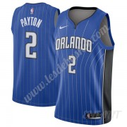 Maillot De Basket Enfant Orlando Magic 2019-20 Elfrid Payton 2# Bleu Icon Edition Swingman..